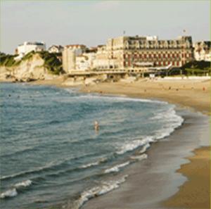 Destination EVG EVJF biarritz