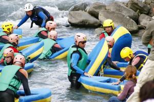 Activité evg hydrospeed