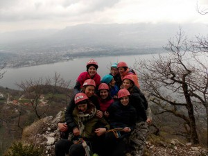 EVG VJF Via ferrata