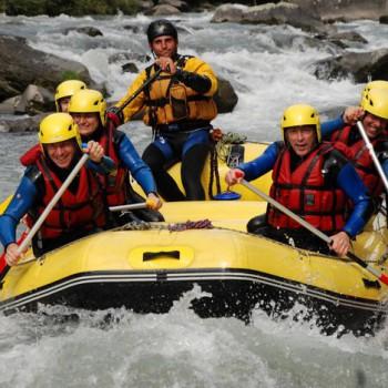 idée evg sport rafting