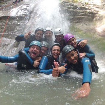 evg annecy activité canyoning