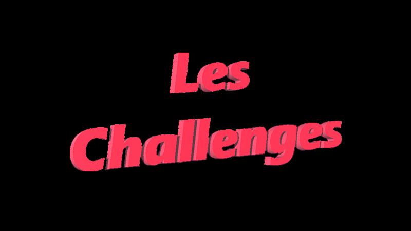 Challenges EVG & Challenges EVJF