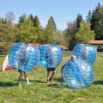EVG EVJF La Clusaz Bubble Game