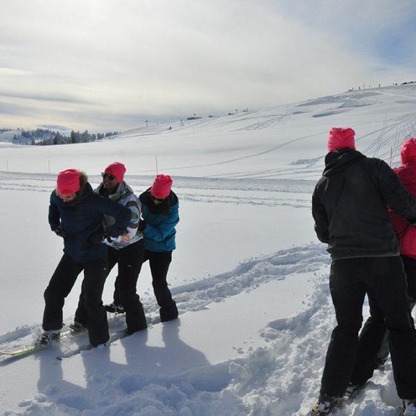 EVJF La Clusaz Snow Party