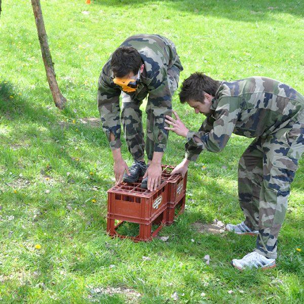 EVG La Clusaz Boot Camp