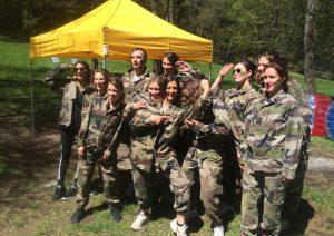 EVG EVJF Bourgogne Boot Camp